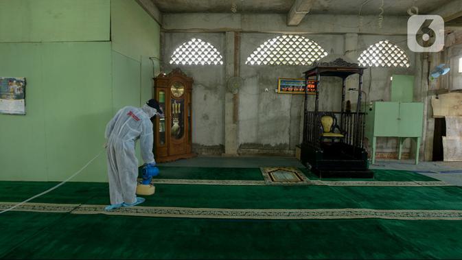 Ketua DMI: Jika PSBB Dicabut, Masjid Bisa Dibuka
