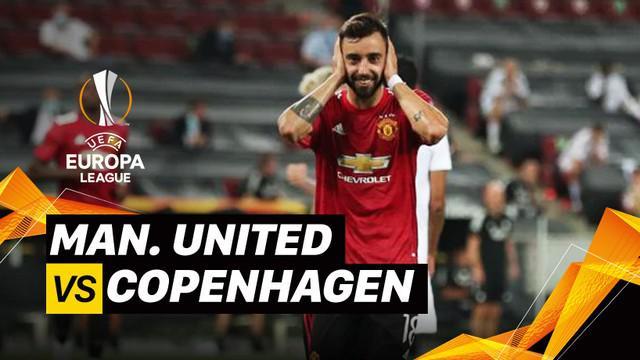 Berita video flashback ketika Manchester United susah payah menaklukkan Copenhagen untuk melangkah ke semifinal Liga Europa 2019/2020 menghadapi Sevilla.