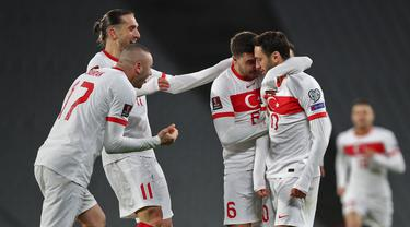Hakan Calhanoglu, Kualifikasi Piala Dunia 2022