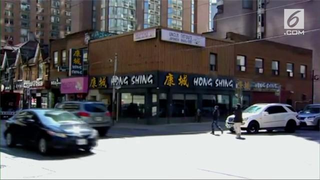 Sebuah restoran di Kanada memberi 100 juta rupiah kepada seorang pengunjung, apa alasannya?