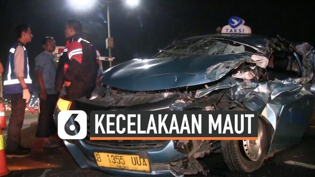 V Kecelakaan Taksi