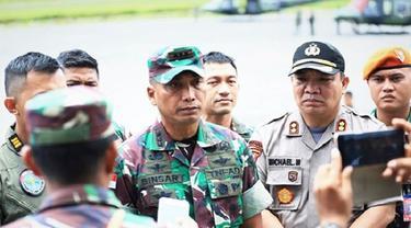 Danrem 172 PVY, Kolonel Inf Binsar Sianipar