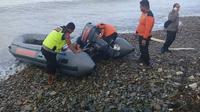 Tim SAR cari wanita yang hilang misterius di Perairan Majene (Fauzan/Liputan6.com)