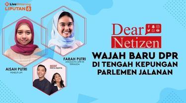 Sebanyak 575 anggota DPR resmi dilantik, Selasa 1 Oktober 2019. Mereka adalah perwakilan yang dipercaya rakyat untuk duduk di Senayan dan menunaikan janji memperjuangan aspirasi rakyat Indonesia.