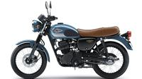 Kawasaki W175 Tampil Makin Klasik (PT KMI)