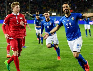 Italia Vs Liechtenstein
