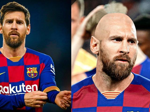 8 Foto Editan Pemain Bola Top Dunia Jadi Botak Ini Kocak - Dunia Bola.com