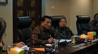 Kepala Staf Kepresidenan Moeldoko menyambut baik gerakan di masyarakat yang berkomitmen memberantas penyebaran hoaks.