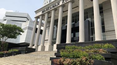 Ilustrasi Mahkamah Konstitusi (MK)