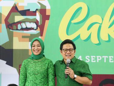 Muhaimin Iskandar-Cak Imin