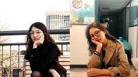 5 Bukti Kemiripan Selebgram Thefany Cindy Dengan Bae Suzy, Bak Kakak Beradik (sumber: Instagram.com/cindythefannie & Instagram.com/skuukzky)
