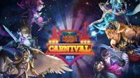Moonton Indonesia akan menyelenggarakan Mobile Legends Bang Bang (MLBB) Carnival untuk Indonesia 2019 di 10 kota.  (FOTO / Moonton Indonesia)