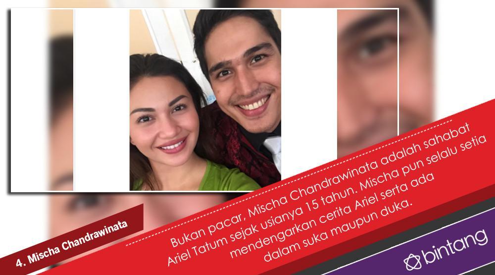 Deretan Mantan Ariel Tatum, dari Penyanyi hingga Pesepakbola. (Foto: Instagram/arieltatum, Desain: Nurman Abdul Hakim/Bintang.com)