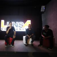 Lensa Community mencari bibit-bibit muda di bidang industri visual melalui kompetisi. (Istimewa)
