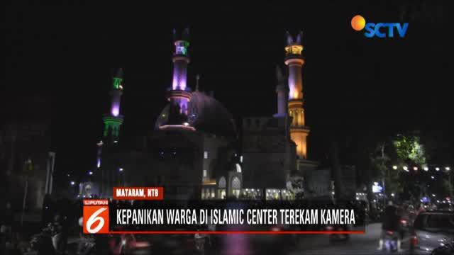 Berita Masjid Islamic Center Mataram Hari Ini Kabar Terbaru