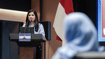 Annisa Yudhoyono: Rentan Kekerasan Selama Pandemi, Perempuan Harus Punya Daya Saing