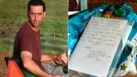Sang ayah yang sudah meninggal dunia mengirim sepucuk surat dan sebuah balon untuk putrinya.