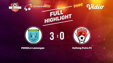 Berita Video Berita Video Highlights Shopee Liga 1 2019, Persela Benamkan Kalteng Putra 3 Gol Tanpa Balas