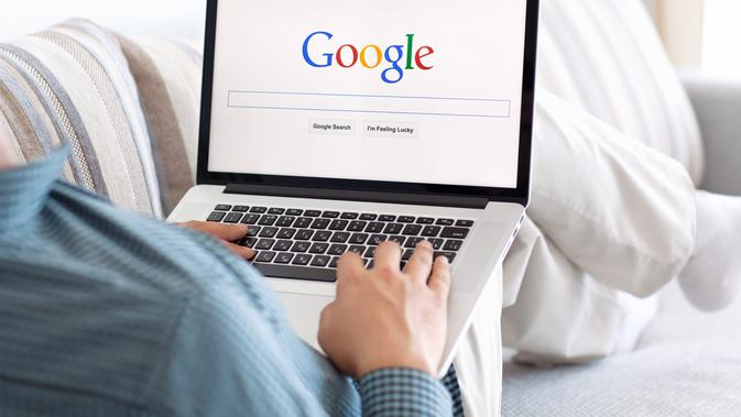 Ilustrasi Google Search (sumber: iStock)