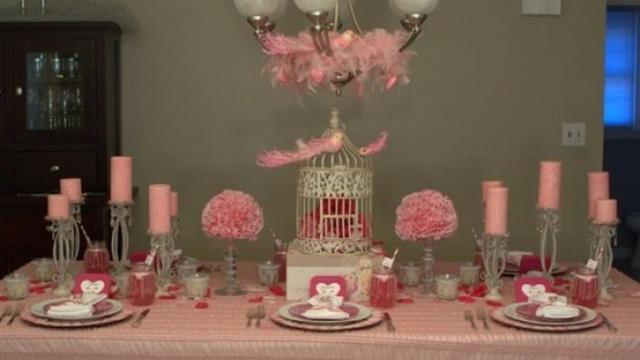 Dekorasi Meja Romantis Untuk Hari Valentine Lifestyle
