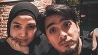 Ricky Harun dan istri, Herfiza Novianti (Instagram/rickyharun)