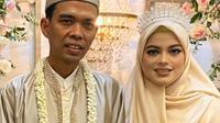 Ustaz Abdul Somad resmi nikahi Fatimah Az Zahra pada Rabu, 28 April 2021. (Sumber: Instagram/@supirustadz)