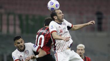Liga Italia AC Milan vs Cagliari