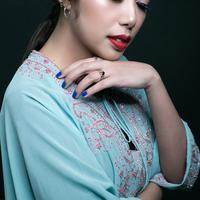 Natural Glam Makeup Look (Pink Red) - Picci Ramlan for FIMELA.com