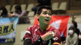 Rivan Nurmulki Kembali Dikontrak Nagano Tridents dan Bermain di Liga Voli Jepang
