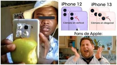 Baru Dirilis, 6 Meme Kocak iPhone 13 Ini Bikin Senyum-senyum