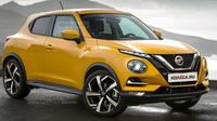 All New Nissan Juke versi Render (Motor1)