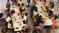 Jakflo Floral Academy memiliki lima program pendidikan yaitu Kelas Sertifikasi, Workshop, Creative Journey Program, Professional Training Program dan Corporate Program. (Doc. Instagram : @saraflowerjourney)