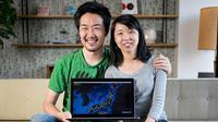 Kisah Yasushi Takahashi lamar kekasih lewat Google Earth (Sumber: YouTube/Google)
