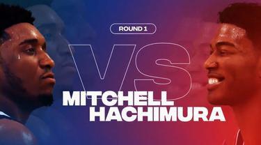 Berita Video Donovan Mitchell Dikalahkan Rui Hatchimura Dalam Pertadingan E-Sports NBA 2K20