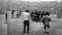 Bencana Estadio Nacional, Lima, Peru (Peruvian Institute of Sports via BBC)