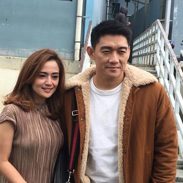 Ifan Seventeen dan Citra Monica (ist/ Munady Widjaja)