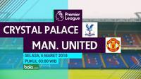 Premier League_Crystal Palace Vs Manchester United (Bola.com/Adreanus Titus)