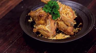 Ayam Goreng Padang, Menu Praktis yang Bisa Distok untuk Sahur dan Berbuka