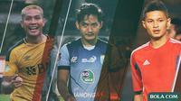 Pemain Indonesia yang Pernah di Amerika Selatan (Bola.com/Adreanus Titus)