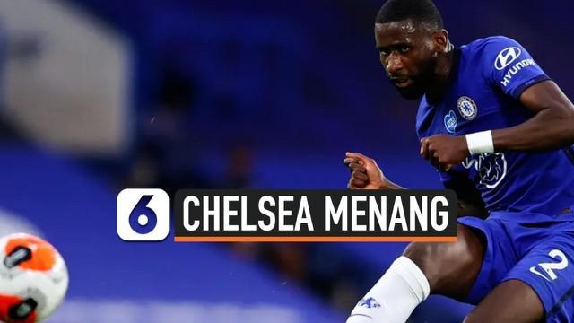 Chelsea kian kokoh berada di posisi ketiga klaseman Liga Inggris usai menang tipis 1-0 saat bertanding melawan Norwich City.