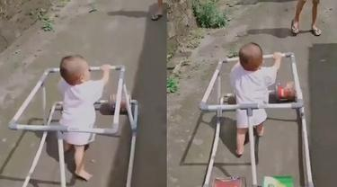 baby walker dari pipa