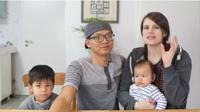 Cerita Wanita Jerman Menikah dengan Pria Indonesia, Akrab dengan Mertua dan Suka Ikan Asin.  foto; Youtube 'VIGUS GITANO'