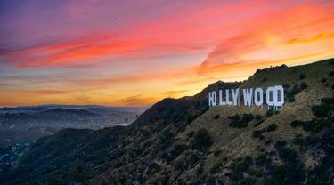 Tulisan Hollywood (unsplash)