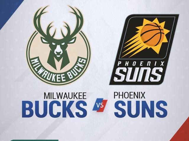 Suns vs bucks in finals information   Trending