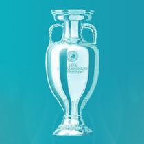 Banner Euro atau Piala Eropa (Liputan6.com/Triyasni)