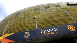 Venue tersebut dibangun di area seluas 45.000 meter persegi dan mampu menampung sekitar 43.615 penonton. Stadion ini merupakan yang terbesar ketiga di Polandia setelah Stadion nasional dan Stadion Silesia. (AP /Michael Sohn)