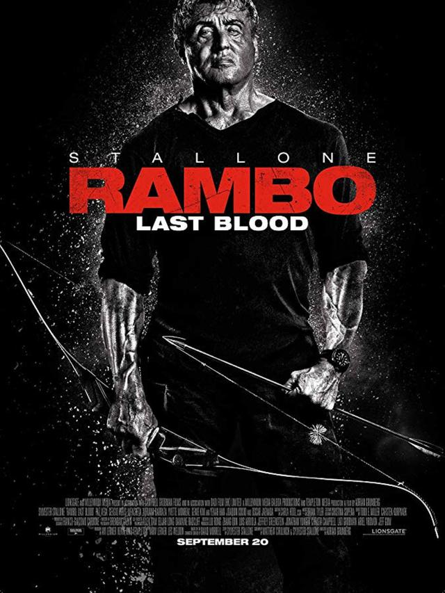Rambo: Last Blood (Lionsgate)