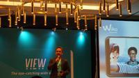 CEO Wiko Mobile Indonesia Taufik Syahbuddin (Liputan6.com/ Agustin Setyo W)