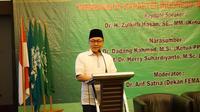 Ketua MPR Zulkifli Hasan. (MPR RI)