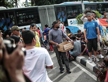 Eks Pekerja PT Freeport Indonesia Gelar Aksi Saat CFD